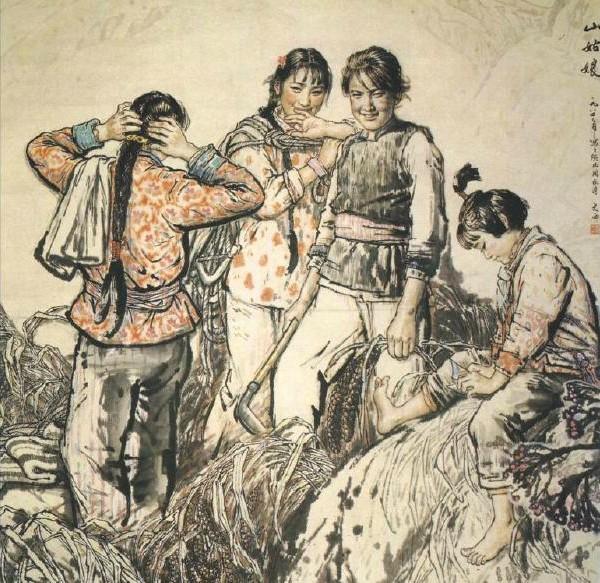 陕北人衣食住行 三十年的变迁